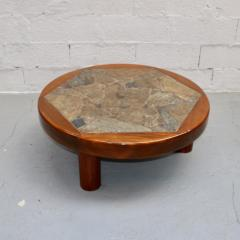 Round low table - 1615653