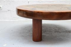 Round low table - 1615657