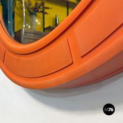 Round plastic mirror 1970s - 2135195