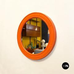 Round plastic mirror 1970s - 2135196