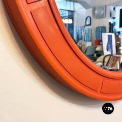 Round plastic mirror 1970s - 2135197