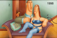 Roy Carruthers Suitor with Voyeur - 1611461