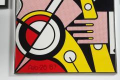 Roy Lichtenstein Aspen Winter Jazz Serigraph by Roy Lichtenstein - 258507