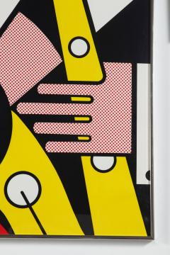 Roy Lichtenstein Aspen Winter Jazz Serigraph by Roy Lichtenstein - 258511