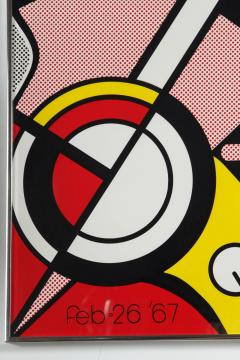 Roy Lichtenstein Aspen Winter Jazz Serigraph by Roy Lichtenstein - 258512