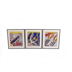 Roy Lichtenstein Roy Lichtenstein American 1923 1997 As I Opened Fire 1966  - 1120871