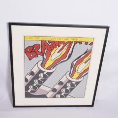 Roy Lichtenstein Roy Lichtenstein American 1923 1997 As I Opened Fire 1966  - 1120878