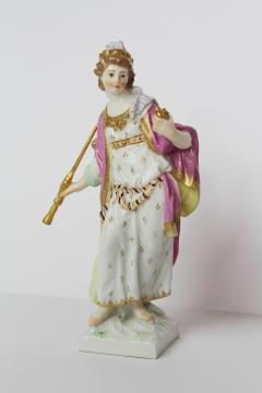 Royal Porcelain Factory Berlin Proserpina a Good 18th Century Berlin Porcelain Figure - 304675