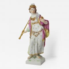 Royal Porcelain Factory Berlin Proserpina a Good 18th Century Berlin Porcelain Figure - 305259