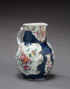 Royal Worcester FIRST PERIOD WORCESTER PORCELAIN PITCHER - 1904046