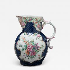 Royal Worcester FIRST PERIOD WORCESTER PORCELAIN PITCHER - 1907241