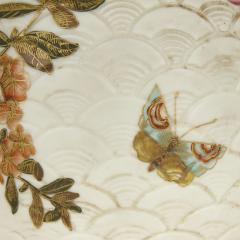 Royal Worcester Japonisme style porcelain ewer by English firm Royal Worcester - 2073833