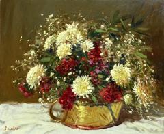 Rudolph Colao Chrysanthemums  - 1901068