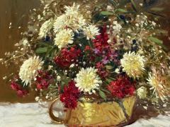 Rudolph Colao Chrysanthemums  - 1901069