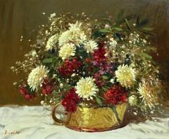 Rudolph Colao Chrysanthemums  - 1901071