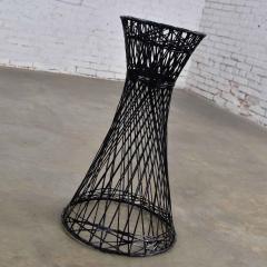 Russell Woodard Woodard Furniture Mcm spun fiberglass plant stand attributed to russell woodard - 1843799