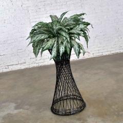 Russell Woodard Woodard Furniture Mcm spun fiberglass plant stand attributed to russell woodard - 1843814