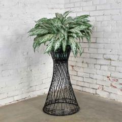 Russell Woodard Woodard Furniture Mcm spun fiberglass plant stand attributed to russell woodard - 1843819
