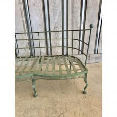 Russell Woodard Woodard Furniture Midcentury Garden Sofa by Woodard - 1705002