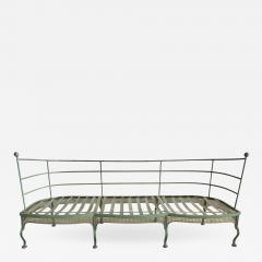 Russell Woodard Woodard Furniture Midcentury Garden Sofa by Woodard - 1705464
