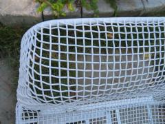 Russell Woodard Woodard Furniture Pair of Russell Woodard Sculptura Springer Patio Lounge Chairs Midcentury - 1402622