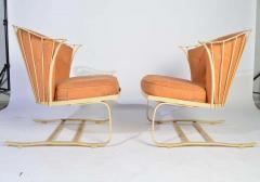 Russell Woodard Woodard Furniture Russell Woodard Cantilever Patio Lounge Chairs - 1274131