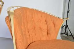 Russell Woodard Woodard Furniture Russell Woodard Cantilever Patio Lounge Chairs - 1274133