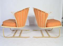 Russell Woodard Woodard Furniture Russell Woodard Cantilever Patio Lounge Chairs - 1274136