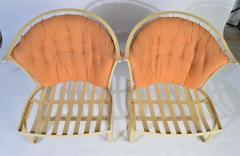 Russell Woodard Woodard Furniture Russell Woodard Cantilever Patio Lounge Chairs - 1274137