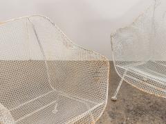 Russell Woodard Woodard Furniture Woodard Sculptura Garden Lounge Chairs - 1468260