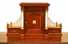 Russian 19th c Neoclassic Secretaire Commode - 741643