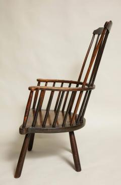 Rustic 18th Century English Windsor Armchair - 662832