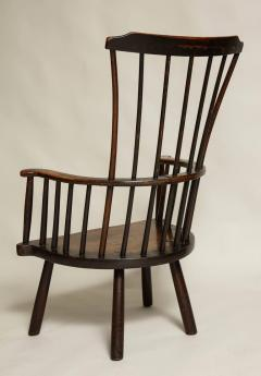 Rustic 18th Century English Windsor Armchair - 662833