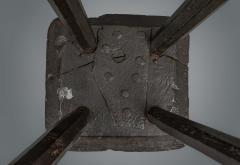 Rustic 18th Century Stool - 1131784