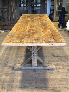 Rustic Farm Table 11 5 Long - 1200848