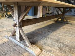 Rustic Farm Table 11 5 Long - 1200851