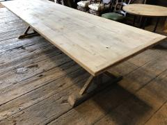 Rustic Farm Table 11 5 Long - 1200902