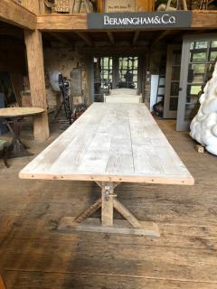 Rustic Farm Table 11 5 Long - 1200907