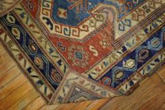 Rustic Kazak Rug rug no j1870 - 1505606