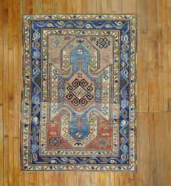 Rustic Kazak Rug rug no j1870 - 1505628