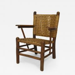 Rustic Old Hickory Arm Chair - 562468