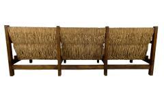 Rustic Sofa circa 1970 Spain - 1973658