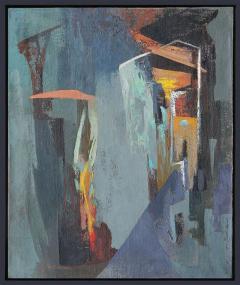Ruth Armer Abstraction 250 Circa 1950  - 77088