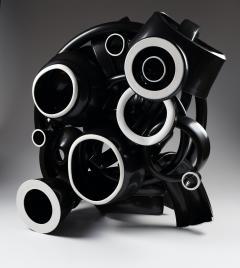 Ryan Labar Finding a Way Out Sculpture - 1348927