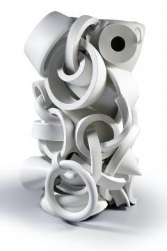 Ryan Labar She Said Sculpture - 1348953
