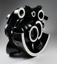 Ryan Labar Too Many Options Sculpture - 1348932