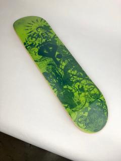 Ryan McGinness Growing Handplants Ryan McGinness Skateboard Deck Limited Edition - 1359943