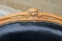 S 37 Pair of Beechwood Louis XV Armchairs - 260051