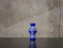 SET OF 3 PEKING GLASS JARS - 914896