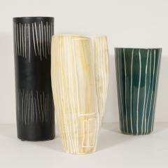 SET OF THREE CERAMIC VASES - 1700184